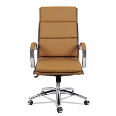 Alera(R) Neratoli(R) High-Back Slim Profile Chair