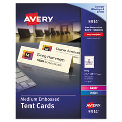 Avery(R) Tent Cards