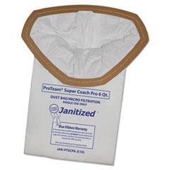Janitized(R) Vacuum Bags