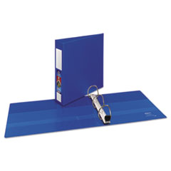Avery(R) Heavy Duty Non-View Binder with DuraHinge and One Touch EZD(R) Rings