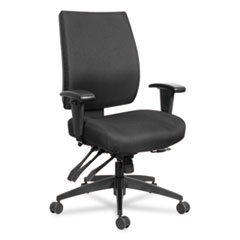 Alera(R) Wrigley Series 24/7 High Performance Mid-Back Multifunction Task Chair