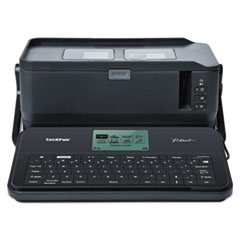 Brother P-Touch(R) PT-D800W Commercial/Lite Industrial Label Maker