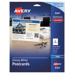 Avery(R) Printable Postcards