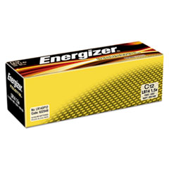 Industrial Alkaline Batteries, C, 12 Batteries/Box