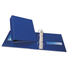 Avery(R) Durable Non-View Binder with DuraHinge(TM) and EZD(R) Rings