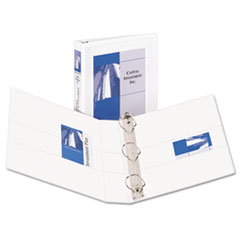 Avery(R) Durable View Binder with DuraHinge(TM) and EZD(R) Rings
