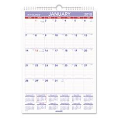 AT-A-GLANCE(R) Erasable Wall Calendar