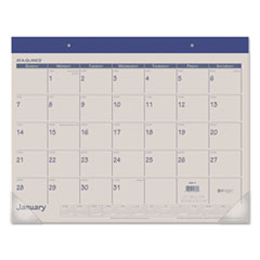 AT-A-GLANCE(R) Fashion Color Desk Pad