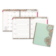 AT-A-GLANCE(R) Marrakesh Weekly/Monthly Planner