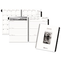 AT-A-GLANCE(R) Executive(R) Fashion Weekly/Monthly Planner Refill