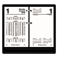 AT-A-GLANCE(R) Financial Desk Calendar Refill