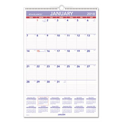 AT-A-GLANCE(R) Erasable Wall Calendar