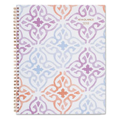 AT-A-GLANCE(R) Cecilia Weekly/Monthly Planner