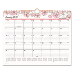 AT-A-GLANCE(R) Blush Wall Calendar