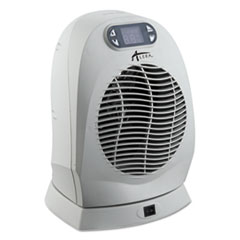 Alera(R) Digital Oscillating Fan-Forced Heater