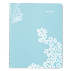 AT-A-GLANCE(R) Wild Washes Weekly/Monthly Planner