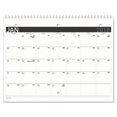 AT-A-GLANCE(R) Contemporary Small Monthly Desk/Wall Calendar