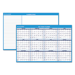 AT-A-GLANCE(R) Horizontal Erasable Wall Planner