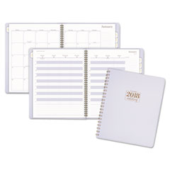 AT-A-GLANCE(R) WorkStyle Take Charge Weekly/Monthly Appointment Book/Planner