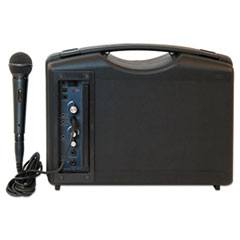 AmpliVox(R) Bluetooth Audio Portable Buddy with Wired Mic