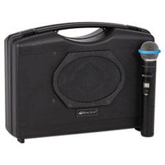 AmpliVox(R) Bluetooth Audio Portable Buddy with Wireless Handheld Mic