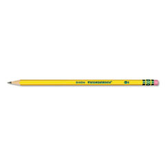 Pre-Sharpened Pencil, HB, #2, Yellow, Dozen