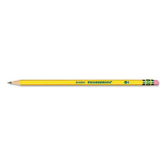 TICONDEROGA Pencil, HB #2, Yellow Barrel, 96/Pack