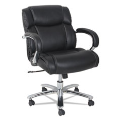 Alera(R) Maxxis Series Big and Tall Leather Chair