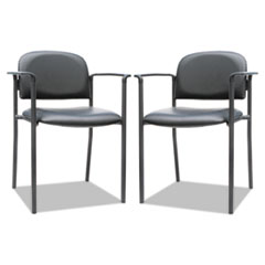 Alera(R) Sorrento Series Stacking Guest Chair