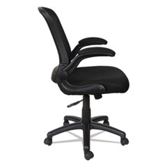 Alera(R) EB-E Series Swivel/Tilt Mid-Back Mesh Chair