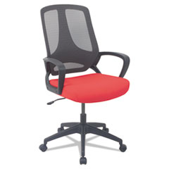 Alera(R) MB Series Mesh Mid-Back Office Chair