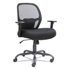 Alera(R) Merix450 Series Mesh Big and Tall Chair