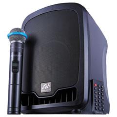 AmpliVox(R) Bluetooth Wireless Portable Media Player PA System