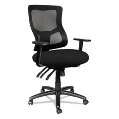 Alera(R) Elusion(R) II Series Mesh Mid-Back Multi-Function with Seat Slide Chair