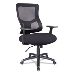 Alera(R) Elusion(R) II Series Mesh Mid-Back Swivel/Tilt Chair