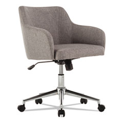 Alera(R) Captain Series Mid-Back Chair