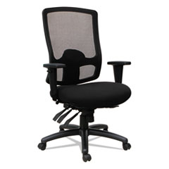 Alera(R) Etros Series High-Back Multifunction with Seat Slide Chair