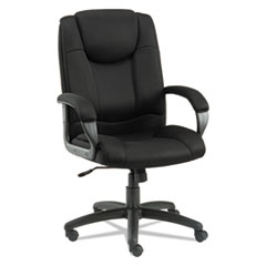 Alera(R) Logan Series Mesh High-Back Swivel/Tilt Chair