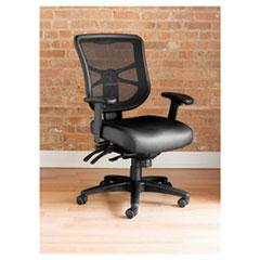 Alera(R) Elusion(TM) Series Mesh Mid-Back Multifunction Chair