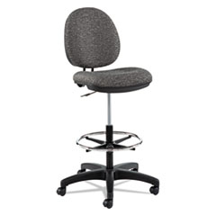 Alera(R) Interval Series Swivel Task Stool