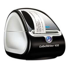 "LabelWriter Printer, 2 3/10"" Labels, 51 Labels/Min, 5w x 7 2/5d x 5 1/5h"