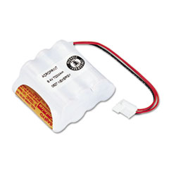 Acroprint(R) Backup Battery for Model ES900 and ES1000