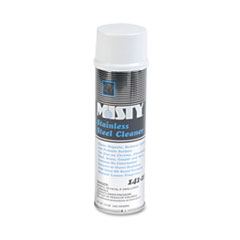 Misty(R) Stainless Steel Cleaner & Polish