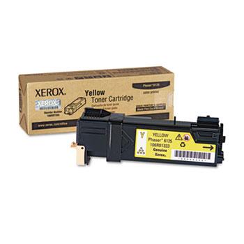 Xerox® 106R01333 Toner, 1000 Page-Yield, Yellow