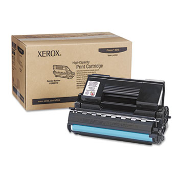 113R00712 High-Yield Toner, 19000 Page-Yield, Black