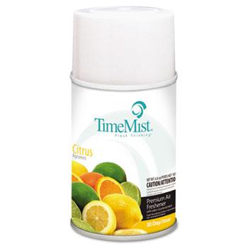 Metered Fragrance Dispenser Refill, Citrus, 6.6 oz., Aerosol, 12/CT