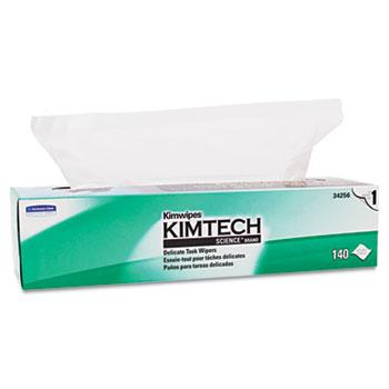 Kimtech™ Kimwipes*, Tissue, 16 3/5 x 16 5/8, 140/Box