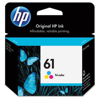 61 Ink Cartridge, Tri-color (CH562WN)