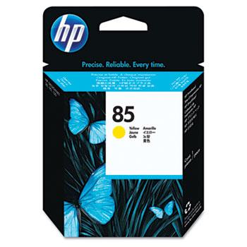 HP 85, (C9422A) Yellow Printhead