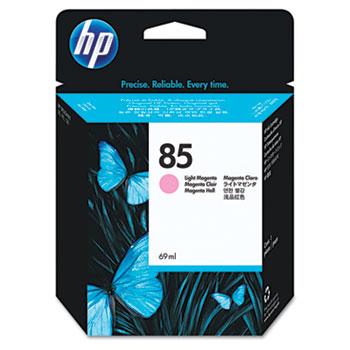 HP 85, (C9429A) Light Magenta Original Ink Cartridge